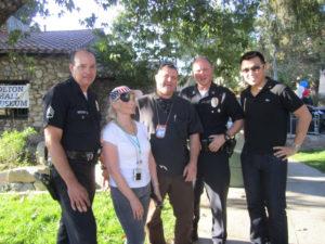 Nina and LAPD